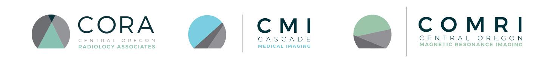 CORA, CMI, and COMRI logos