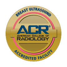 American College of Radiology - Breast Ultrasound Accredited Facility