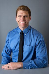 Dr. Nicholas Branting, Radiologist in Bend, Oregon specializing in Kyphoplasty, vertebroplasty, spine injections, muskuloskeletal imaging and MRI