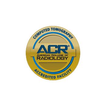 ACR CT accreditation