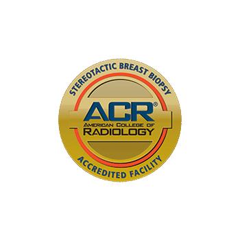 ACR breast biopsy accreditation