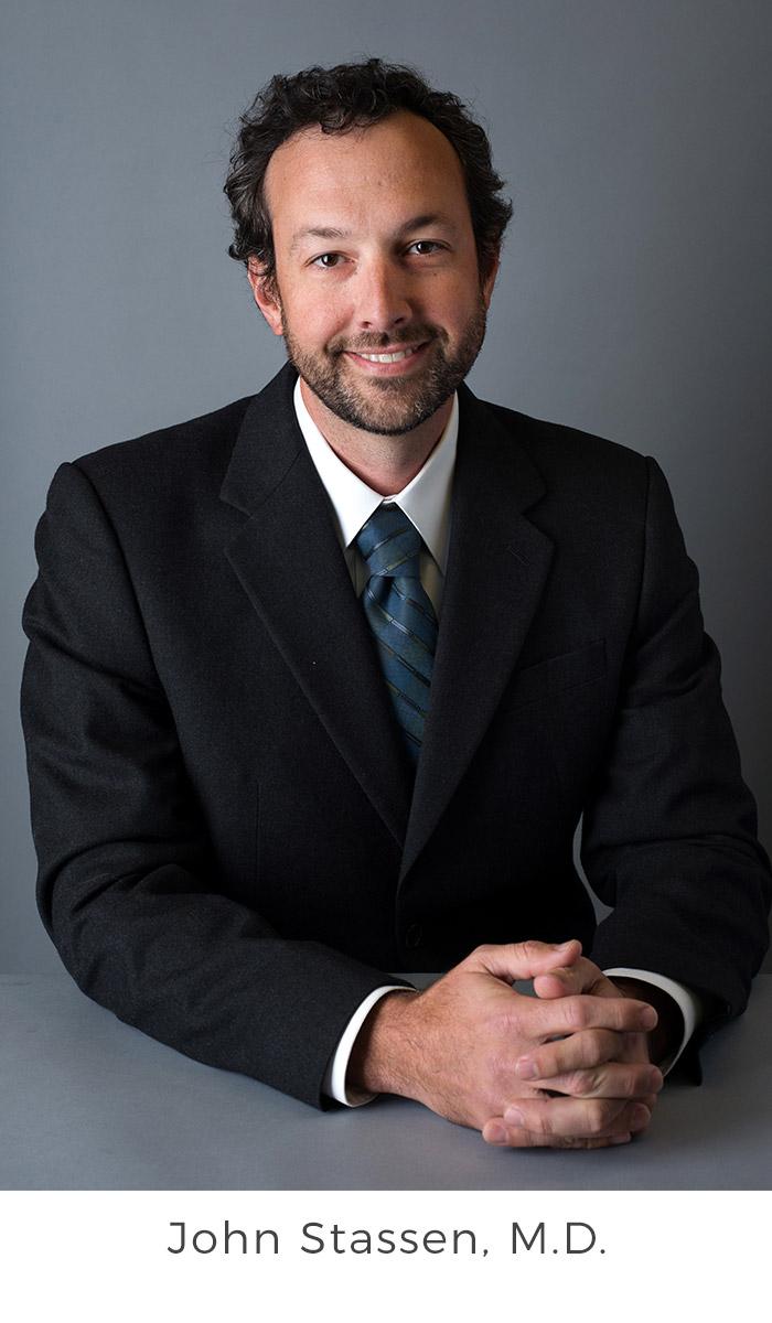 John Stassen headshot